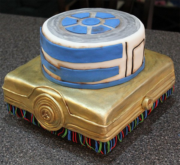 r2 d2 c 3po cake 1