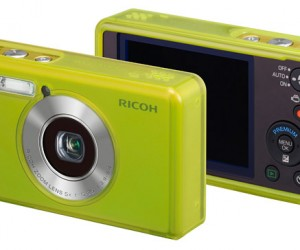 Ricoh PX Camera: Basic Looks for a Rugged Interior