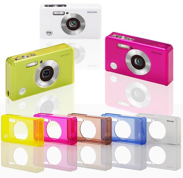 ricoh_px_cameras_color_shells