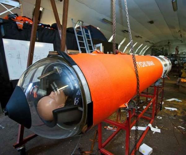 Bargain-Basement Danish Rocket Lifts Off