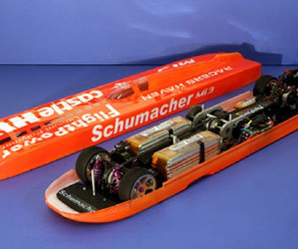Schumacher Mi3: World's Fastest Remote-Controlled Car Faster Than Many Actual Cars