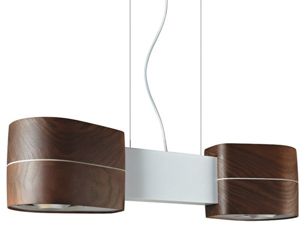 sensai wood lamp pendant