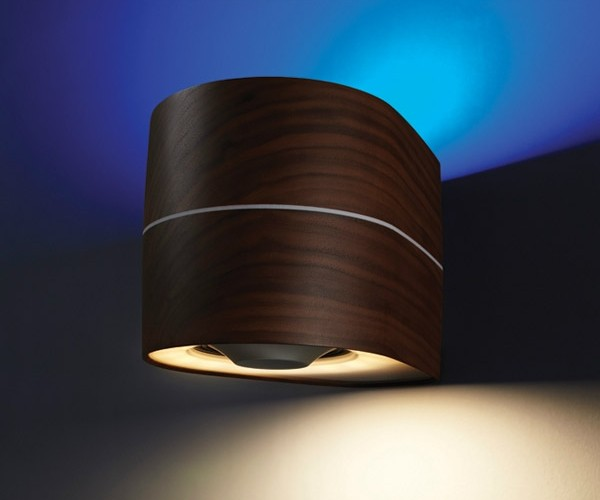 Sensai Wood Design Speakers: Light Up a Room with Sound