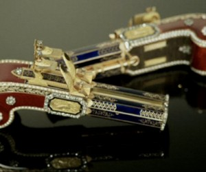 The $6 Million Dollar Toy Pistols