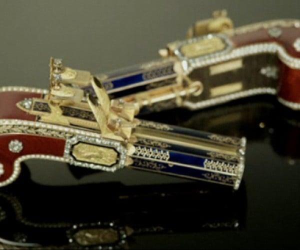 The $6 Million Dollar Toy Pistols