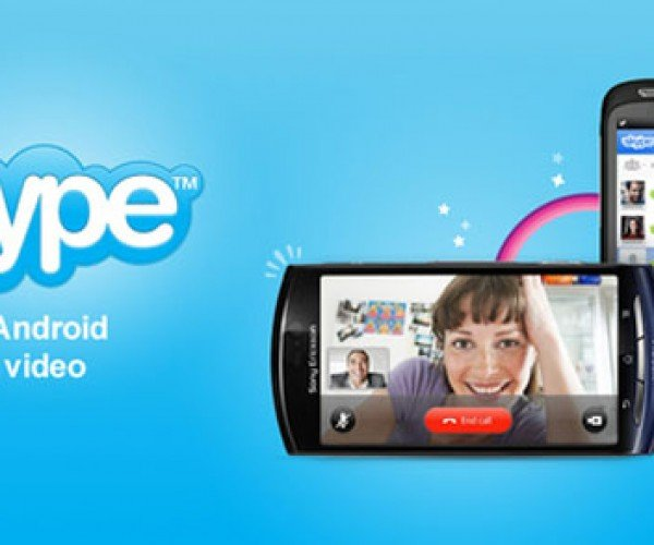 Skype Android App Finally Gets Video Calls