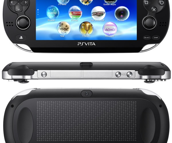 PS Vita May Launch Without Flash, Barry Allen Unavailable for Comment