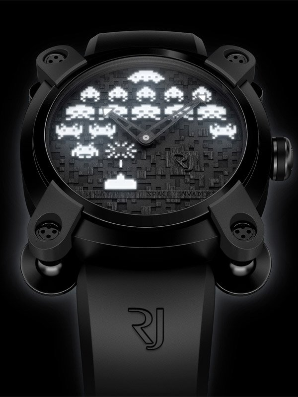 space invaders watch romain jerome 2