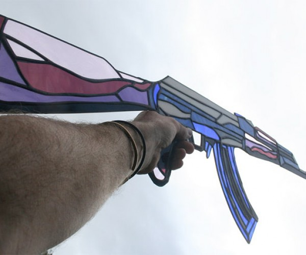 The Stained Glass AK-47