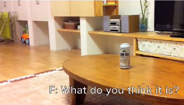 transforming beer can robot by ron tajima