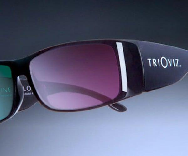 TriOviz 3D Glasses Let You Play 3D Games on 2D Displays
