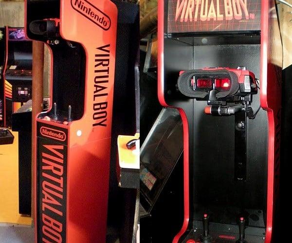 Virtual Boy Goes to the Arcade