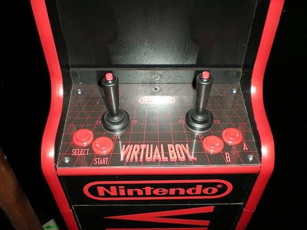 virtual boy arcade cabinet 2