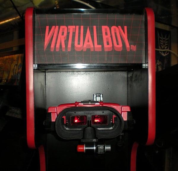 virtual boy arcade cabinet 3