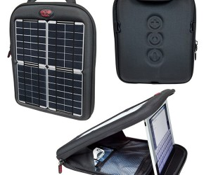 Voltaic Spark Tablet Case Harnesses the Sun for your iPad