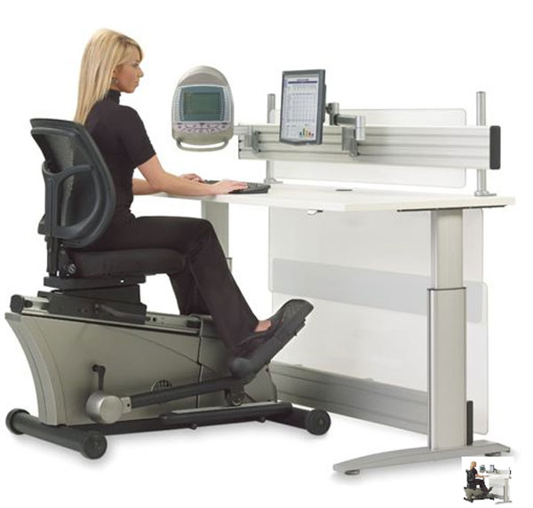 Workout Desk