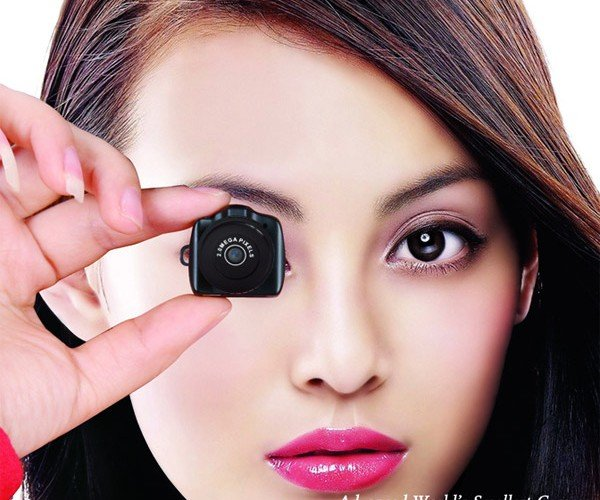 Is This the World's Smallest HD Camera?