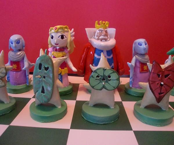zelda chess set by ben howard 4
