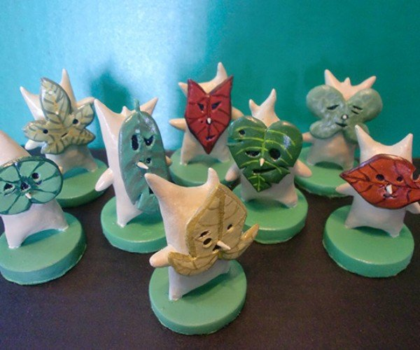 zelda chess set by ben howard 5