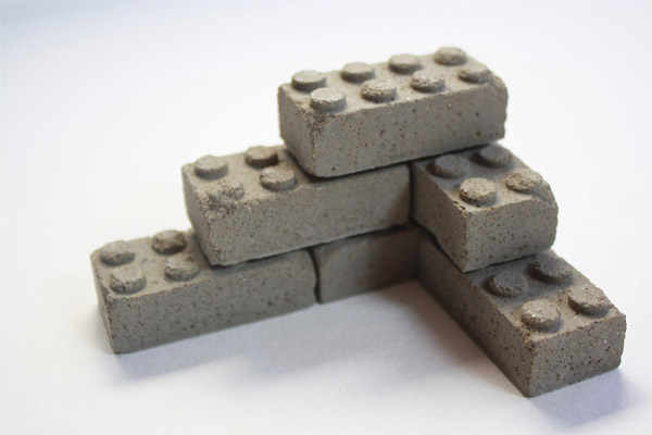 concrete building blocks look like legos technabob