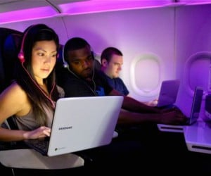 Google Chromebooks Fly Free on Virgin America