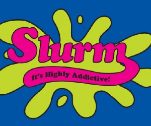 Slurm Energy Drink: Ride the Wave with Slurm!