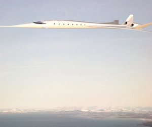Hypermach SonicStar: Fly from New York to London in 2 Hours (Someday)