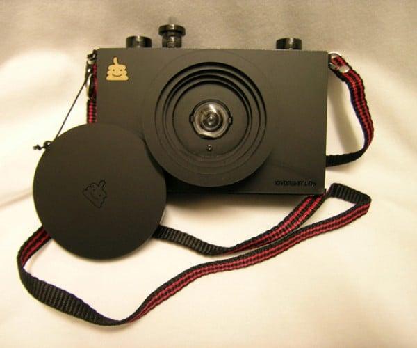DIY Laser-Cut Camera Snaps Artsy Photos