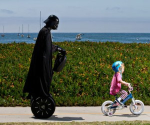 Darth Vader Takes a Holiday
