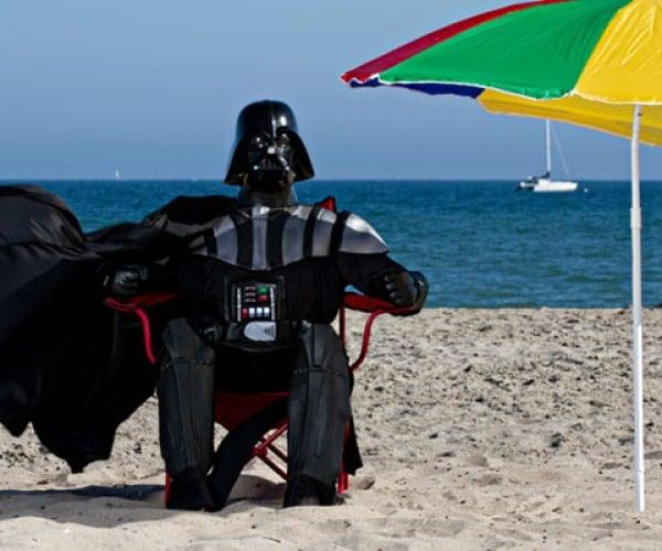 darth vader star wars holiday vacation summer photos