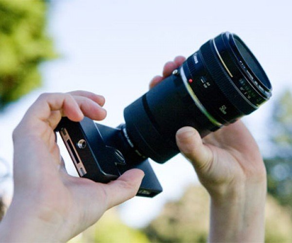 dslr lens mount canon nikon iphone 4 photojojo