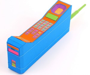 070911 papercraft retro gadgets 5 300x250