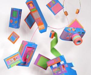 070911 papercraft retro gadgets 7 300x250