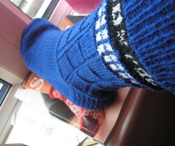 tardis socks doctor who tribute ellen botilda