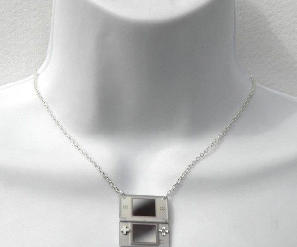 Girl Gamer Necklaces: Because Chicks Dig Video Games Too