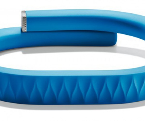 Jawbone Up Wellness Wristband Knows if You've Been Sleeping, and Knows When You're Awaks