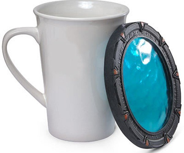 Stargate Coasters: Commiserate Stargate Universe's Demise With a Cup of Joe