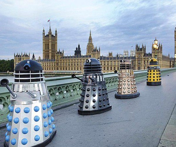 Daleks Invade London: Sanctioned by the BBC