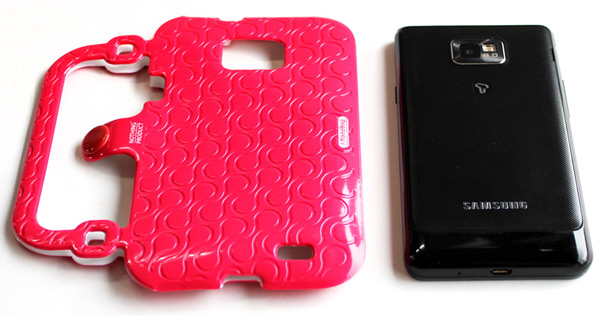 nothing design group i-handbag iphone smartphone minimal