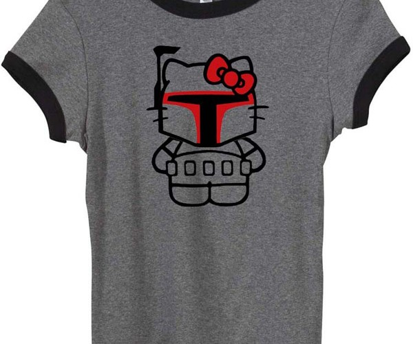 Hello Kitty Boba Fett: The Cutest Bounty Hunter in the Universe