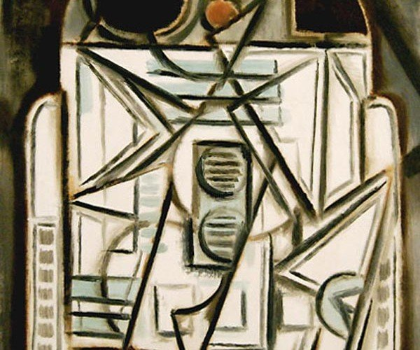 Star Wars Cubism: Obi-Wan Picasso