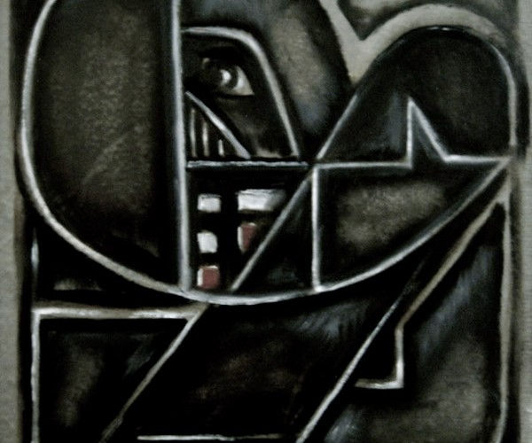star wars cubism darth vader tommervik
