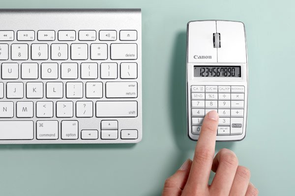 canon x mark i mouse calculator numeric keypad computing