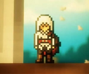 8-Bit Assassin's Creed Looks Better than any 8-Bit Console Game I Ever Saw
