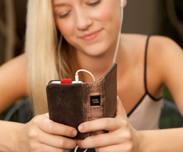 BookBook iPhone Case Turns Your iPhone into a Book