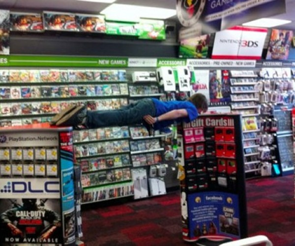 Gamestop Fires Employee for Planking at Work