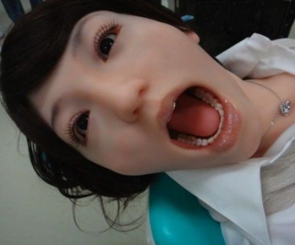 Hanako 2 Dental Robot: Useful, But Creepy