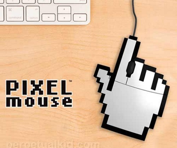 USB Pixel Mouse: Meta Mouse