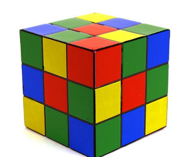 Rubik's Stress Cube is Unsolveable, Still Won't Stress You Out Like a Real Rubik's Cube