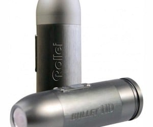Rollei's Bullet HD Action Camera Shoots Pictures, Not People